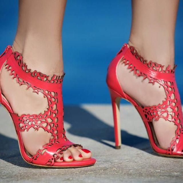Make a glamorous comfortable soft elegant step with SCARBINA shoehellip